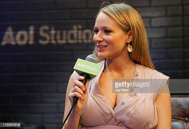 Jewel of Bravo's Going Platinum stops by AOL Studio for an exclusive interview at SXSW on March 16 2011 in Austin Texas