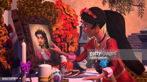 AVALOR 'Jewel of Maru' A special Día de los Muertosthemed episode launches the second season of the Imagen Awardwinning animated series 'Elena of...