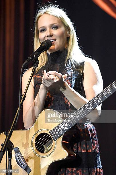 Jewel performs in support of her 'Picking Up the Pieces' release at the Uptown Theater on May 12 2016 in Napa California