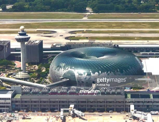 ジュエル,シンガポール・チャンギ空港 - チャンギ空港 ストックフォトと画像