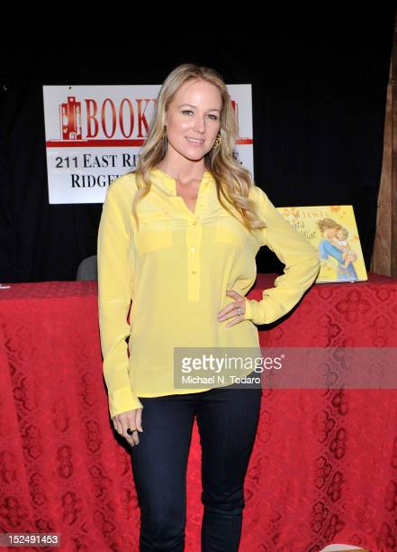 Jewel visits at Bookends Bookstore on September 21, 2012 in Ridgewood, New Jersey.