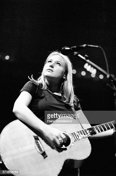 Jewel vocal performs on NOVEMBER 9th 1997 at the Paradiso in Amsterdam the Netherlands