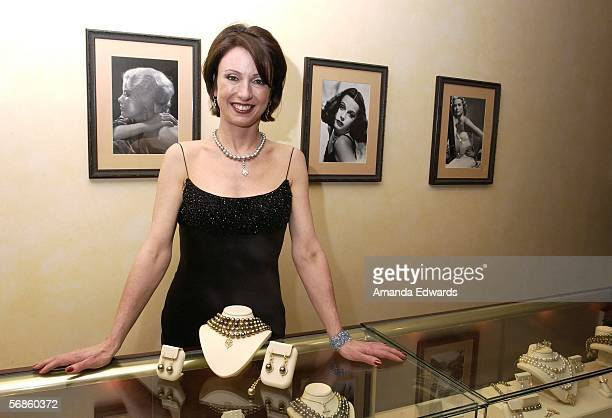 Jeweler Erica Courtney hosts a Pre-Oscar viewing party at her showroom on February 15, 2006 in Los Angeles, California.