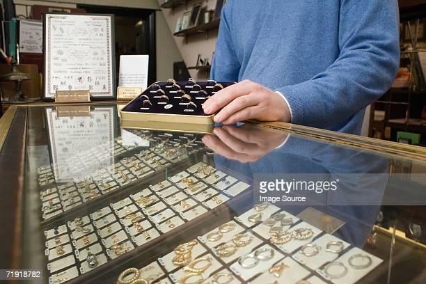 jewelers - 宝石職人 ストックフォトと画像