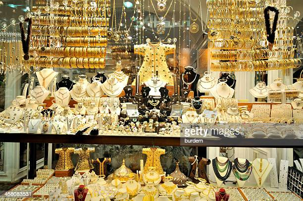 World's Best Turkish Gold Necklace Stock Pictures, Photos