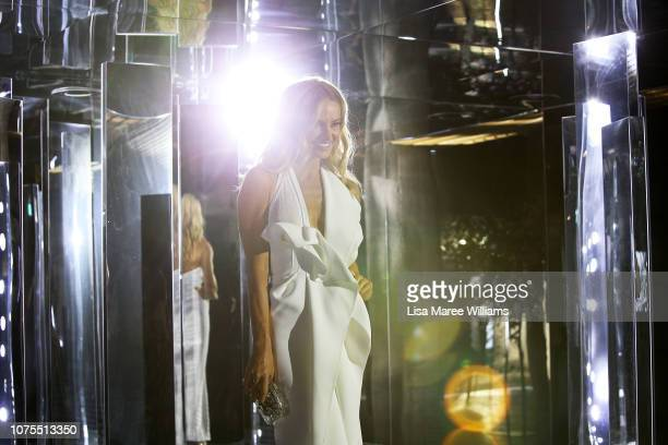 Jewellery designer Samantha Wills attends the NGV Gala sponsored by American Express on December 01 2018 in Melbourne Australia