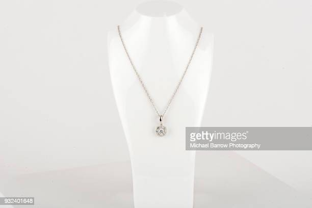 jewellery - choker stock photos and pictures