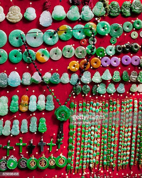 Jewelry at Ladies Market, Hong Kong