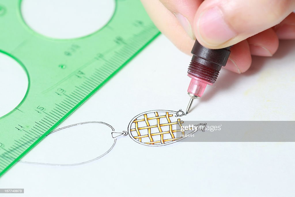 Jewelry design : Stock Photo