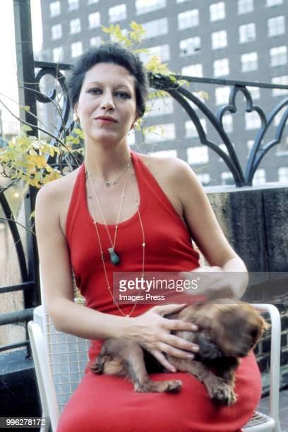 Jewelry designer Elsa Peretti circa 1978 in New York.