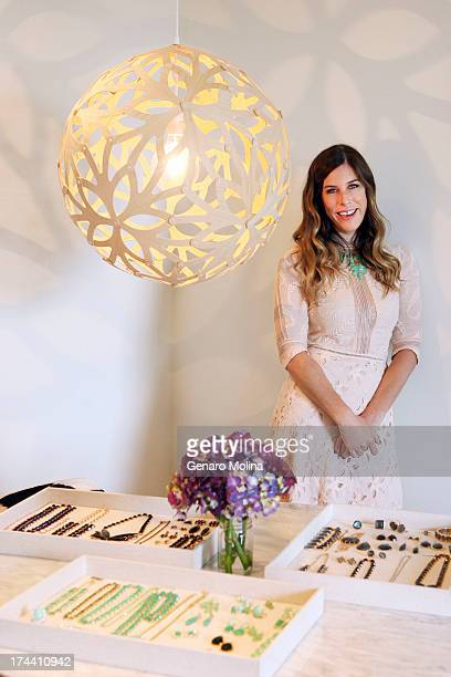 Jewelry Designer Irene Neuwirth is photographed for Los Angeles Times on June 10 2013 in Venice California PUBLISHED IMAGE CREDIT MUST READ Genaro...