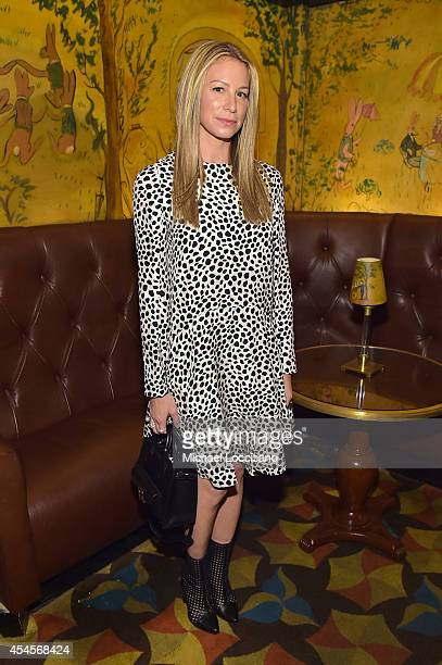 Jewelry designer Jennifer Fisher attends the New York Times Vanessa Friedman and Alexandra Jacobs welcome party on September 3 2014 in New York City