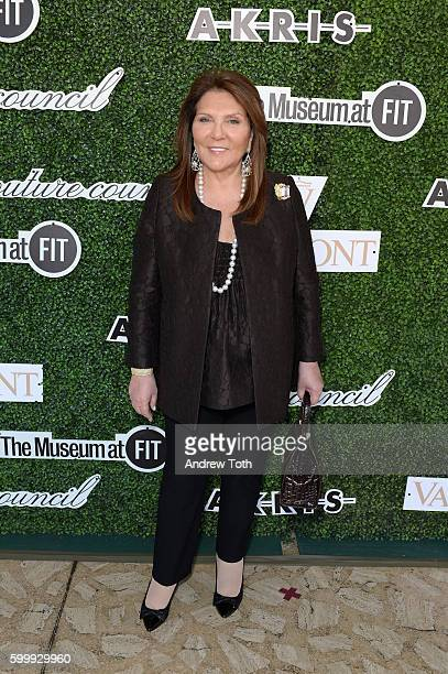 Jewelry Designer Judith Ripka attends the 2016 Couture Council of The Museum at FIT Honoring Akris Creative Director Albert Kriemler at Annual...