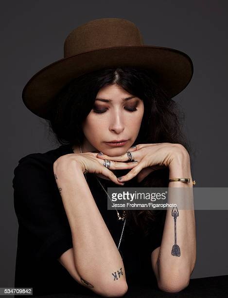 Jewelry designer Pamela Love is photographed for Madame Figaro on November 10 2015 in New York City Jewelry PUBLISHED IMAGE CREDIT MUST READ Jesse...