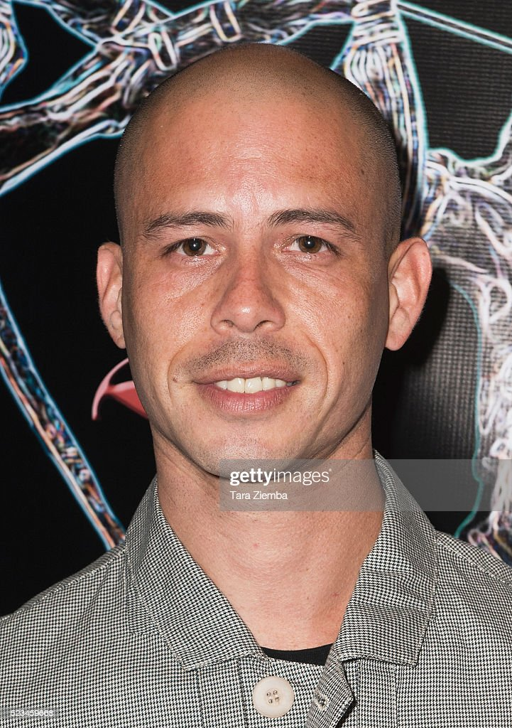 Jewelry Designer Xavier Madera attends the 2nd Annual Artemis Film Festival-Red Carpet Opening Night/Awards Presentation at Ahrya Fine Arts Movie Theater on April 22, 2016 in Beverly Hills, California.