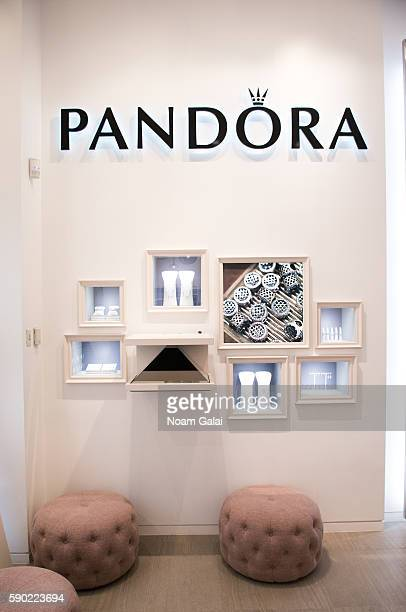 e19552538 Jewelry grand opening at Westfield World Trade Center on August 18 2016 in  New York City