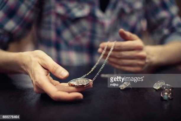 Jewelry manufacture