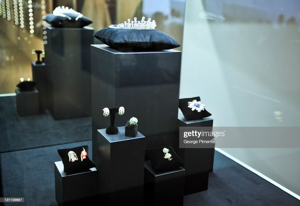 Grace Kelly: From Movie Star to Princess Exhibition : News Photo