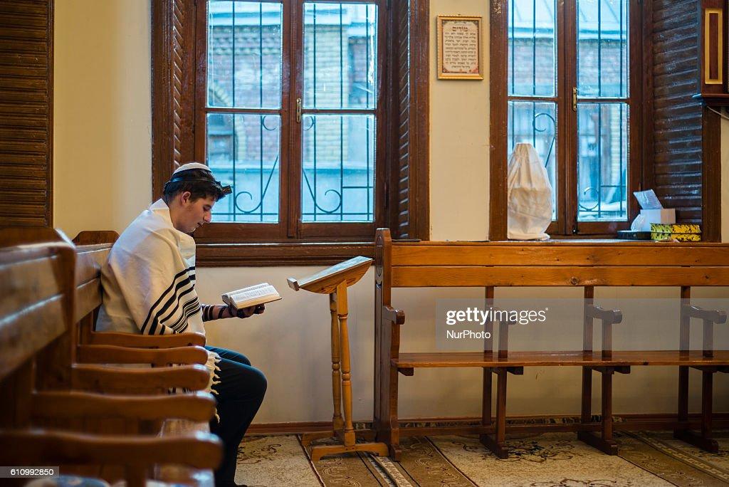 Daily life in Mountain Jews of Azerbaijan : News Photo