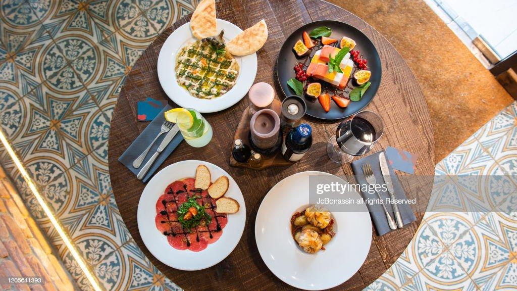 Jewish cuisine : Stock Photo