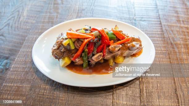 jewish cuisine - jcbonassin stock-fotos und bilder