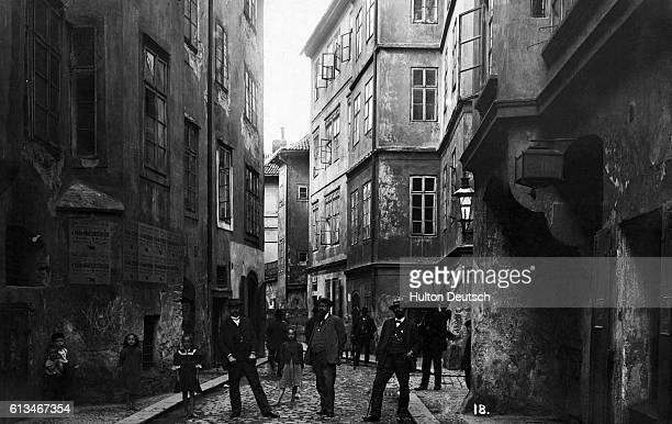 Jewish Ghetto in Prague