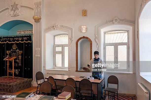 Jewish Synagogue in Quba, Azerbaijan