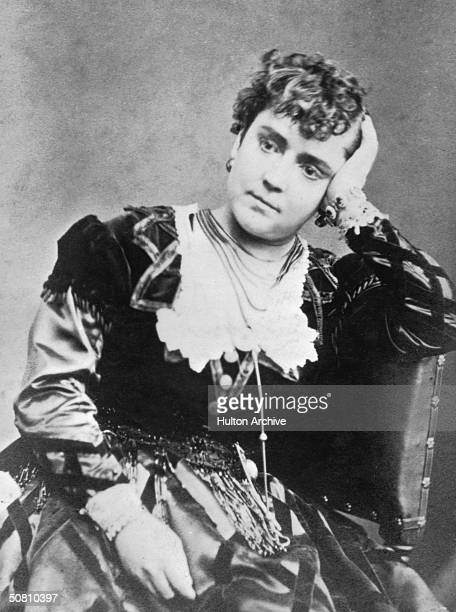 Jewish-American actress Adah Isaacs Menken , whose fame arose as much from her scandalous lifestyle and high profile relationships as from her acting...