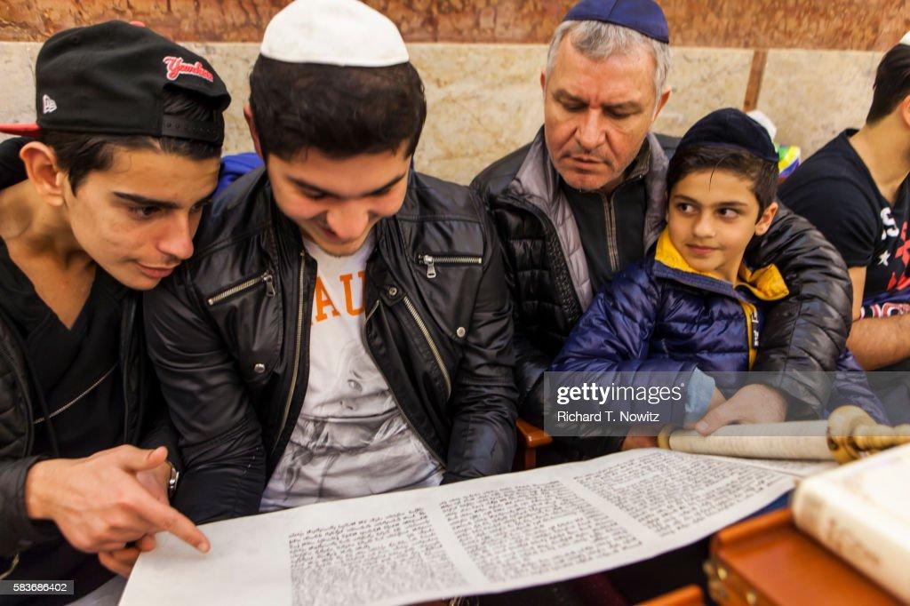 Jews Celebrate Purim : Stock Photo
