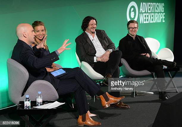 Jez Nelson Chief Executive Somethin' Else Jess CartnerMorley Fashion Editor The Guardian Jay Rayner Journalist Writer Broadcaster Musician and Sean...
