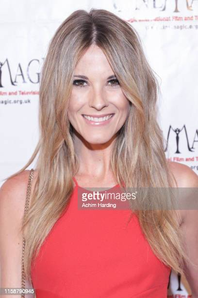 Jezlan Moyet attends the 30th Anniversary Of The CineMagic Charity Gala at The Fairmont Miramar Hotel & Bungalows on June 27, 2019 in Santa Monica,...
