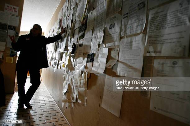 HOLT ¥jgholt@startribunecom 9/27/2006The walls of Former FBI agent Coleen Rowley and current 2nd Congressional District candidate are lined with...