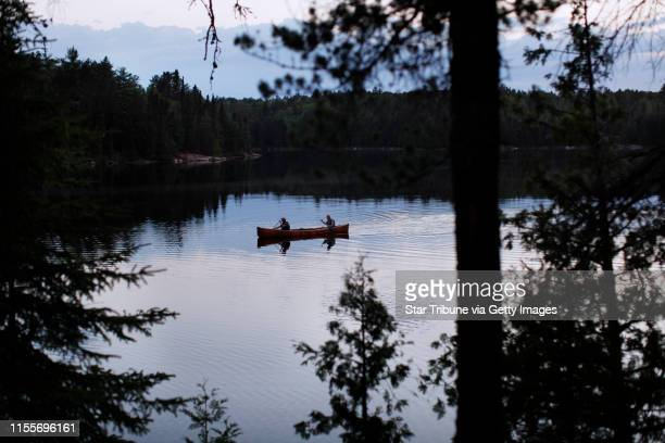 HOLT • jgholt@startribunecom Ontario Canada 05/16/10 Quetico Provincial Park canoe and fishing trip IN THIS PHOTO Patrick and Greg