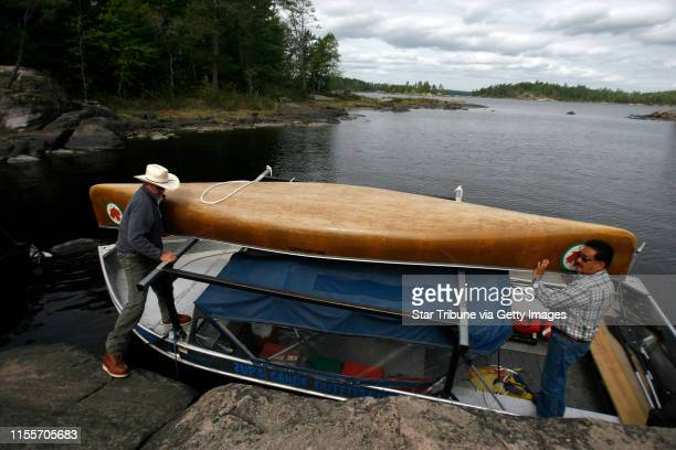 HOLT • jgholt@startribunecom Ontario Canada 05/16/10 Quetico Provincial Park canoe and fishing trip IN THIS PHOTO Dennis Anderson