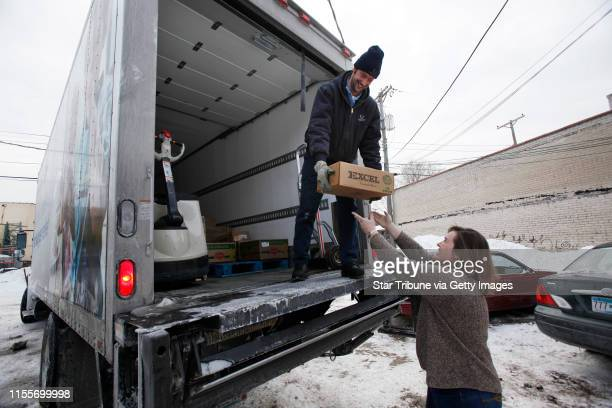 Jgholt@startribune.com St Paul, MN Jerry Holt----Second Harvest Heartland said a refrigerator truck will be making stops at food shelves Wednesday...
