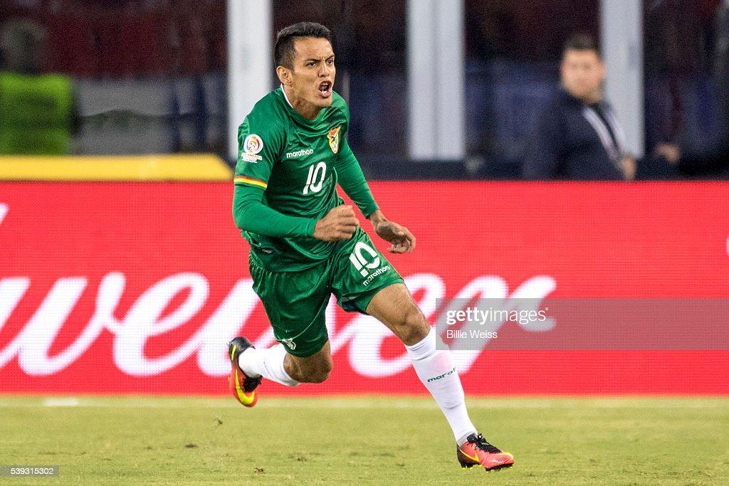 Chile v Bolivia: Group D - Copa America Centenario : News Photo