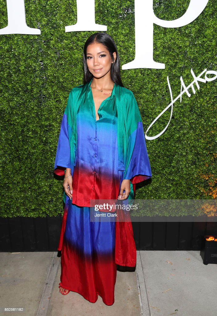 Jhene Aiko on a TRIP