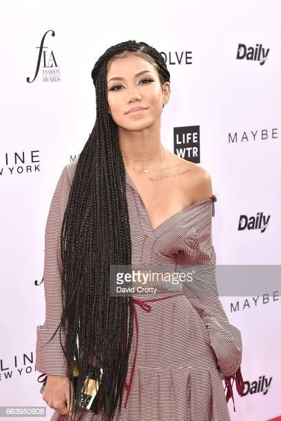 Jhene Aiko attends the Daily Front Row's 3rd Annual Fashion Los Angeles Awards - Arrivals at Sunset Tower Hotel on April 2, 2017 in West Hollywood,...
