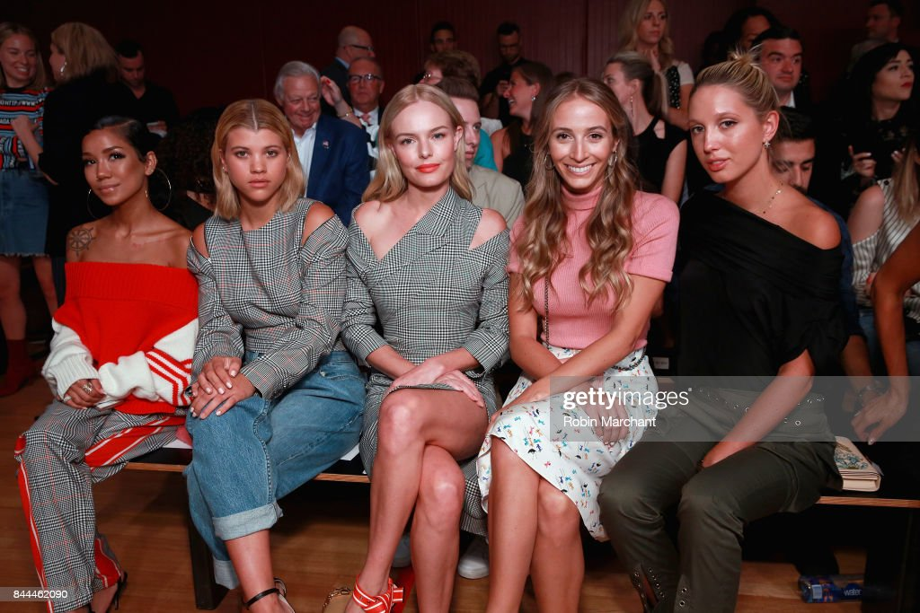 Monse - Front Row - September 2017 - New York Fashion Week: The Shows : News Photo