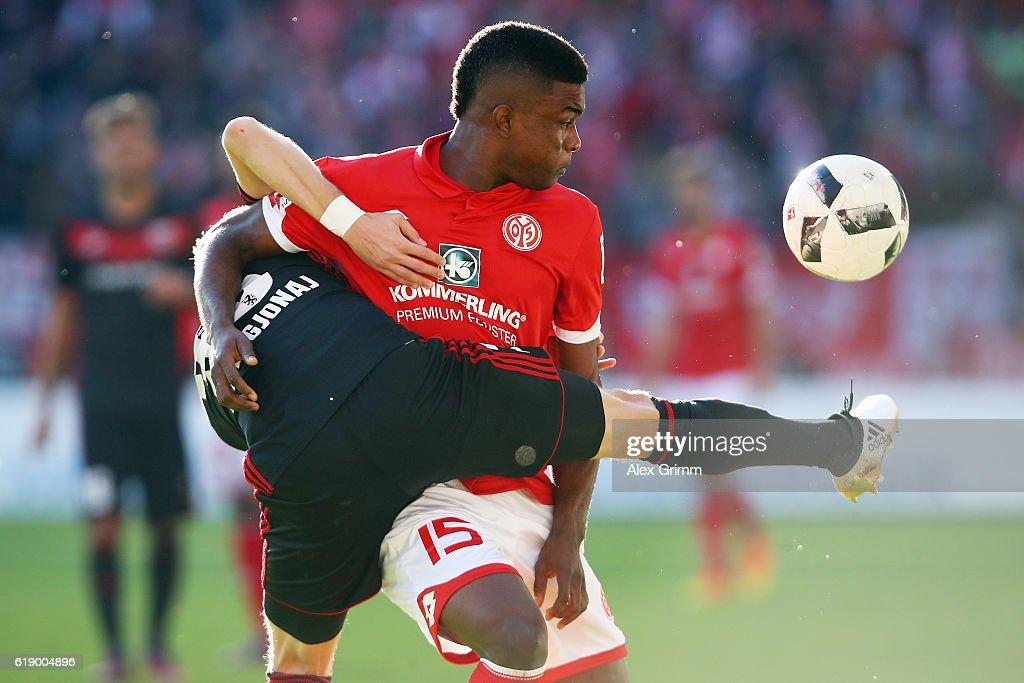 1. FSV Mainz 05 v FC Ingolstadt 04 - Bundesliga