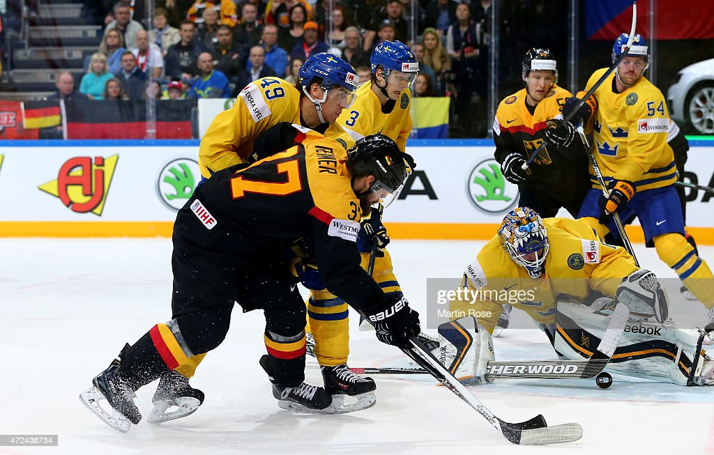 Sweden v Germany - 2015 IIHF Ice Hockey World Championship