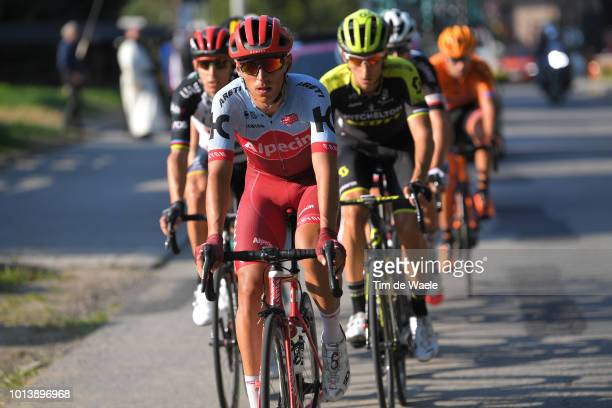 Jhonatan Restrepo of Colombia and Team Katusha Alpecin / during the 75th Tour of Poland 2018, Stage 6 a 129,3km stage from Zakopane to Bukovina...