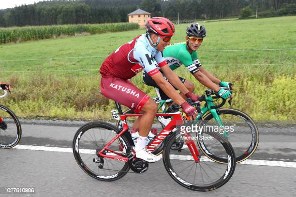 Jhonatan Restrepo of Colombia and Team Katusha Alpecin / during the 73rd Tour of Spain 2018, Stage 12 a 181,1km stage from Mondonedo to Faro de...