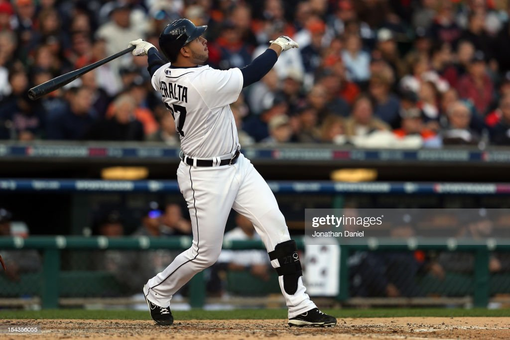 ALCS - New York Yankees v Detroit Tigers - Game Four