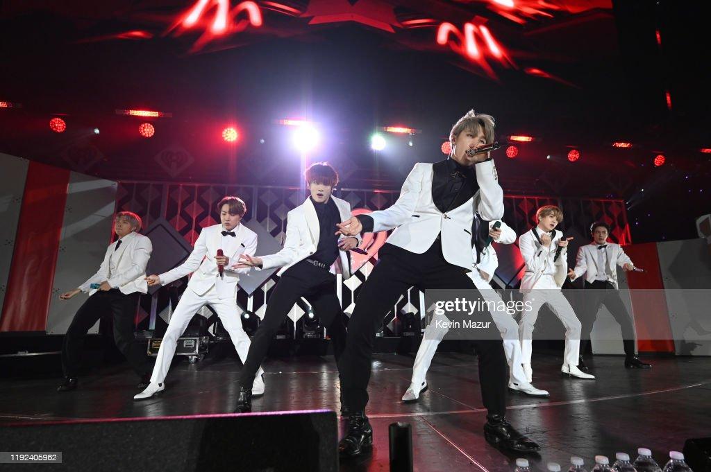102.7 KIIS FM Jingle Ball – SHOW : News Photo