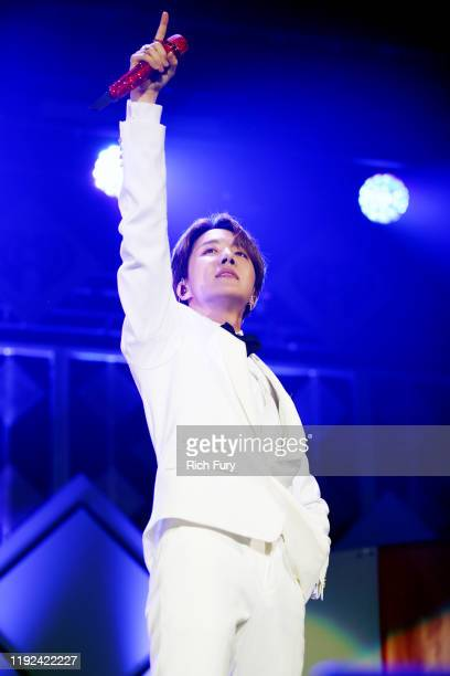 JHope of BTS performs onstage during 1027 KIIS FM's Jingle Ball 2019 Presented by Capital One at the Forum on December 6 2019 in Los Angeles...