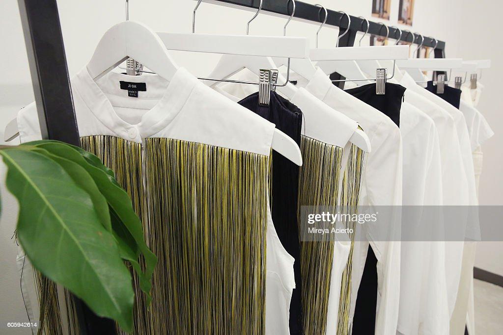 NY: CFDA {Fashion Incubator} Market Day - Presentation - September 2016 - New York Fashion Week