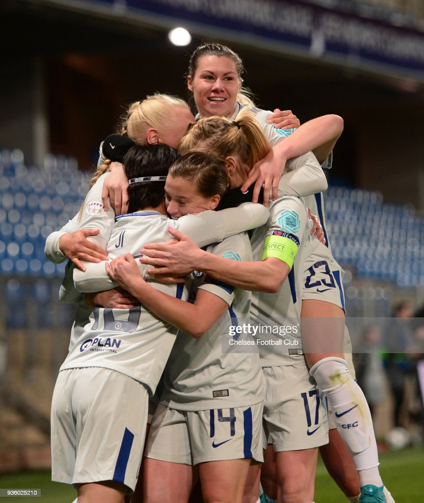 Montpellier v Chelsea Ladies - UEFA Champions League Quarter Final