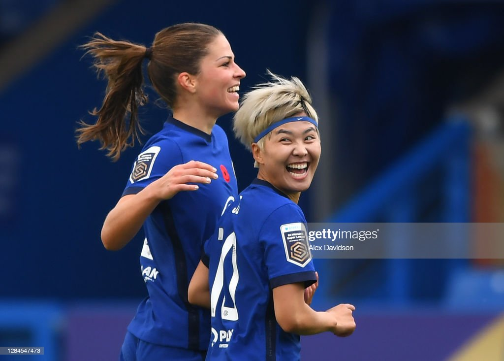 Chelsea Women v Everton Women - Barclays FA Women's Super League : News Photo