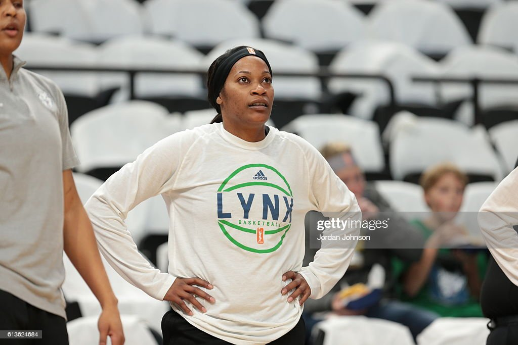 2016 WNBA Finals - Game One